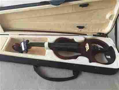 Electric Violin, Carlo Robelli