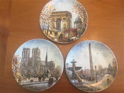 Louis Dali Wall Plates