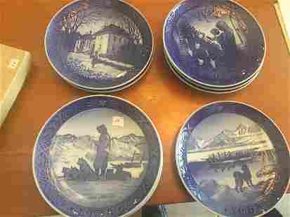 Royal Copenhagen Plates