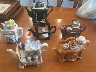 Miniature Tea Pots