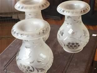 3-Lamp Globes