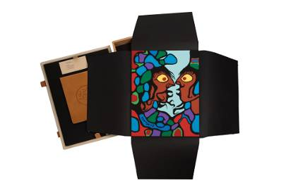 NORVAL MORRISSEAU, FIRST NATIONS, The Art of Norval