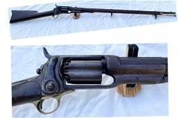 Colt Model 1855 Military Revolving Rifle