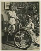 Original Chicago Studio Photo of Christmas