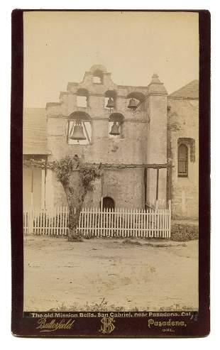 """Old Mission Bells,"" Pasadena, California- Boudoir"