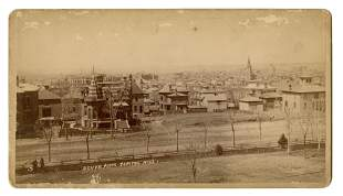 Early Photo of Denver, CO (Late 19th Century)