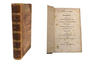 """1823 """"..Works of Porphyry"""" Early Vegetarian Advocate"""