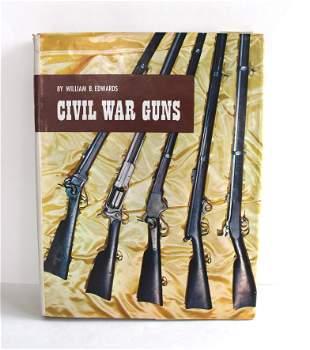 Civil War Guns by Edwards