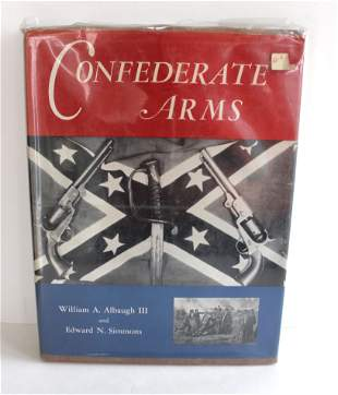 Confederate Arms by Albaugh