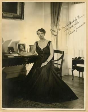 Signed Photo: Eleanor Roosevelt
