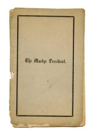 "The ""Martyr President,"" 1865 Sermon"
