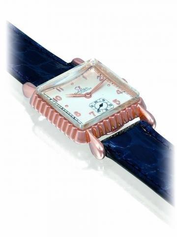 65: PINK GOLD CHRONOMETER  Omega, Chronomètre