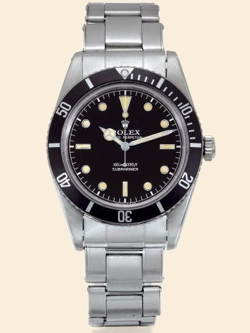 "176: Ref. 5508, So-Called ""James Bond"" Rolex, ""Oyster"