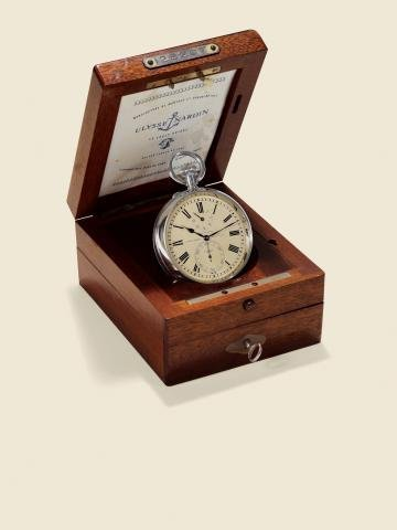 """183: """"Deck Watch with Guillaume Balance"""" Ulysse Nardin"""