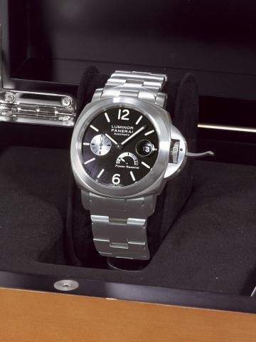 "306: ""Ref. PAM 00124 Luminor Panerai "" Officine Panera"
