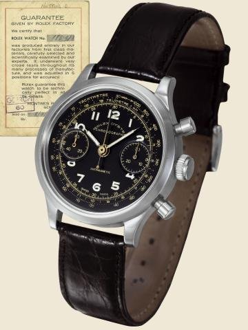 """311: Clive Nutting's POW Stalag Luft III Watch"""" Ref. 3"""