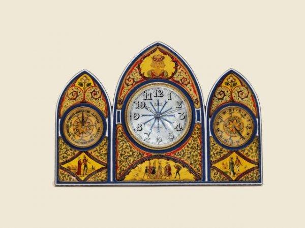 "324: Medieval Triptych"""" Maquet, Paris-Nice, No. 3959."