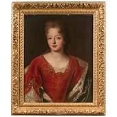 ƒ École FRANÇAISE vers 1700, entourage de François de