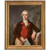 François-Guillaume Ménageot (LONDRES