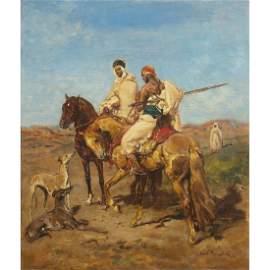 HENRI ÉMILIEN ROUSSEAU (1875-1933)  CAVALIERS
