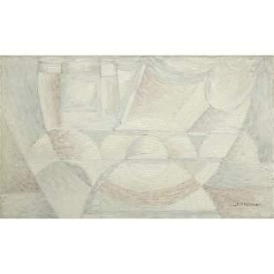 SERGE CHARCHOUNE (1888-1975) COMPOSITION, VERS 1948
