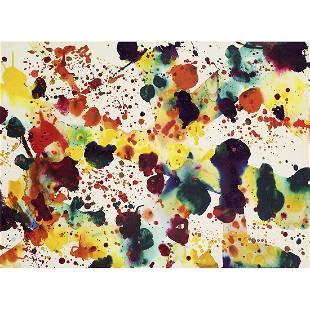 Sam Francis (1923-1994) Untitled (SF73-083), 1973
