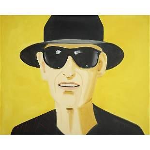 ALEX KATZ (né en 1927) BLACK HAT (ALEX), 2010