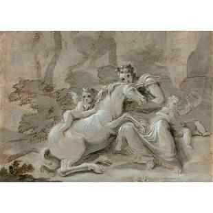 ÉCOLE FRANÇAISE DU DÉBUT DU XVIIIe
