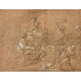 GIOVANNI BATTISTA BEINASCHI (Fossano 1636-Naples 1688)
