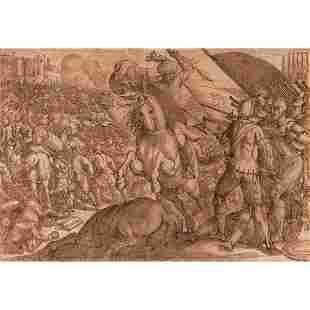 ANTONIO TEMPESTA (Florence 1555-Rome 1630) La dé