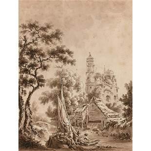 JEAN-BAPTISTE LEPRINCE (METZ 1734-LAGNY-SUR-MARNE 1781)