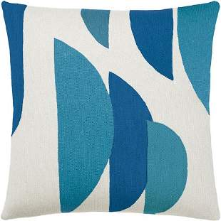 Slice Pillow by Judy Ross