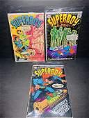 3 Superboy Comics