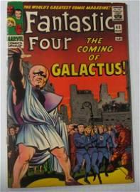 Fantastic Four #48 1st Silver Surfer & Galactus