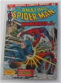 Amazing Spiderman 130 1st Spidermobile 2nd Jackal