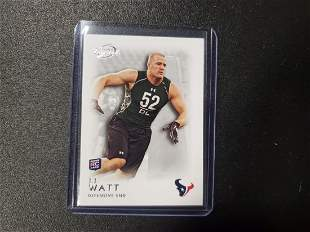 2011 Topps Legends #119 JJ WATT RC Rookie Houston Texan