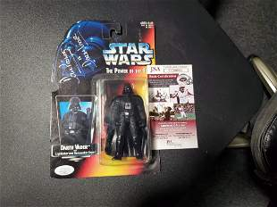 Dave Prowse Darth Vader Star Wars Action Figure POTF2 S