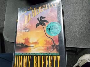 Jimmy Buffett / Where Is Joe Merchant? SIGNED First Pri