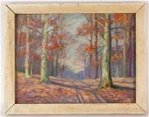 Louise M. Kamp, Forest Path