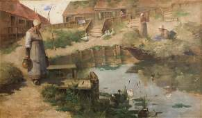 John Charles Arter, Monumental Landscape Painting