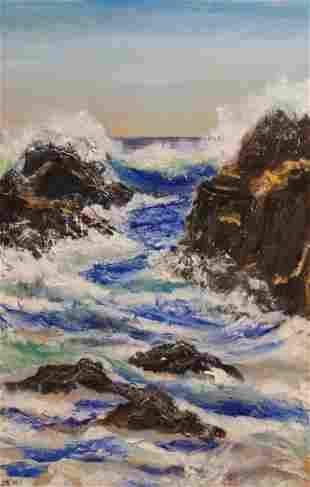 Dorothy Meredith, Crashing Waves