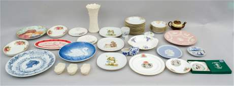 Large Group of Miscellaneous Pottery and Porcelain