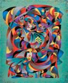 """Anatol Krasnyansky, """"Phoenix"""