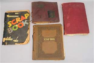 0th Scrapbook Albums from the Hudson Valley