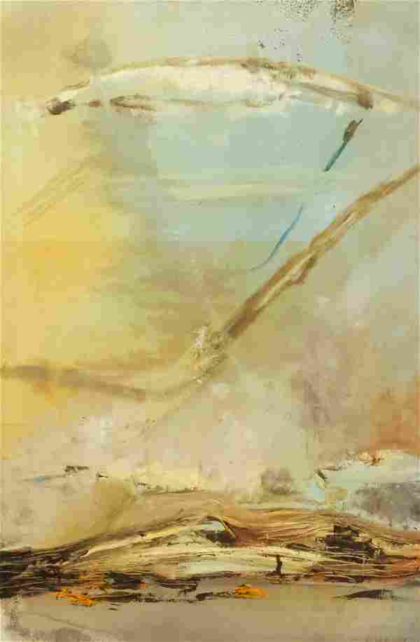 Ethel Shaw, Abstract Composition
