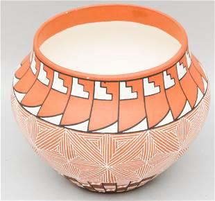 Tenorio Southwestern Pueblo Pottery Pot or Jar