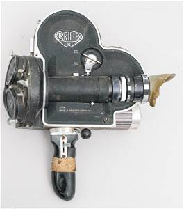 Arriflex 16mm Camera