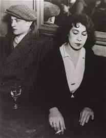 BRASSAI - The Quarrel, 1932