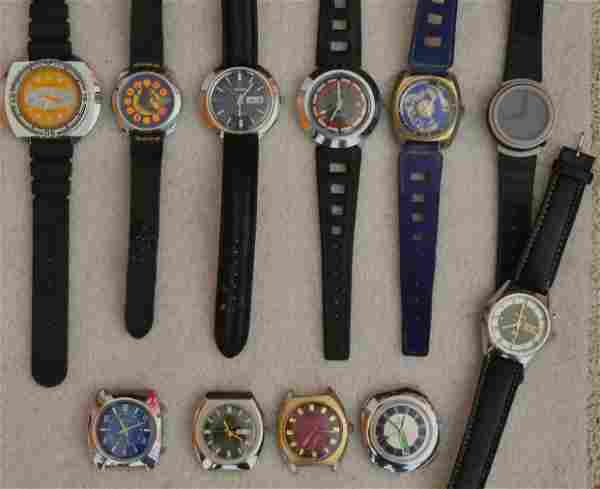Vintage Watch Lot