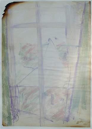 Anatoly Zverev (Russian, 1931-1986) (AR)